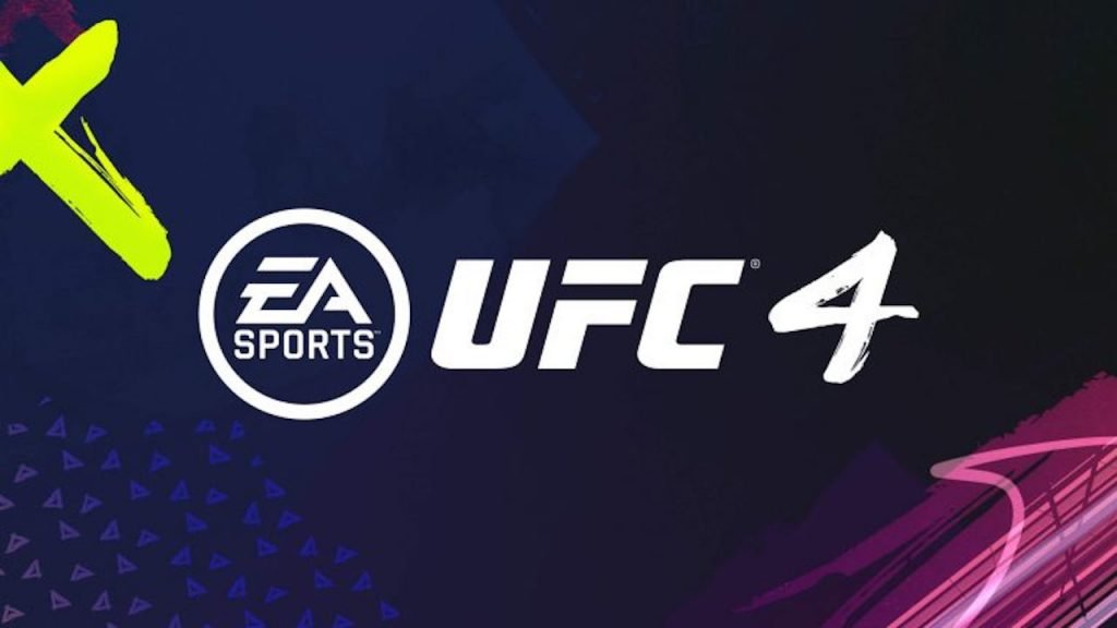 ufc 4 video game in virtual fight card event - FirstSportz
