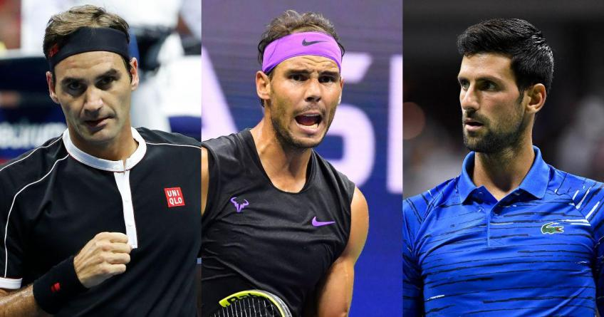 who of the big three is the most loved tennis player by fans and crowds - FirstSportz