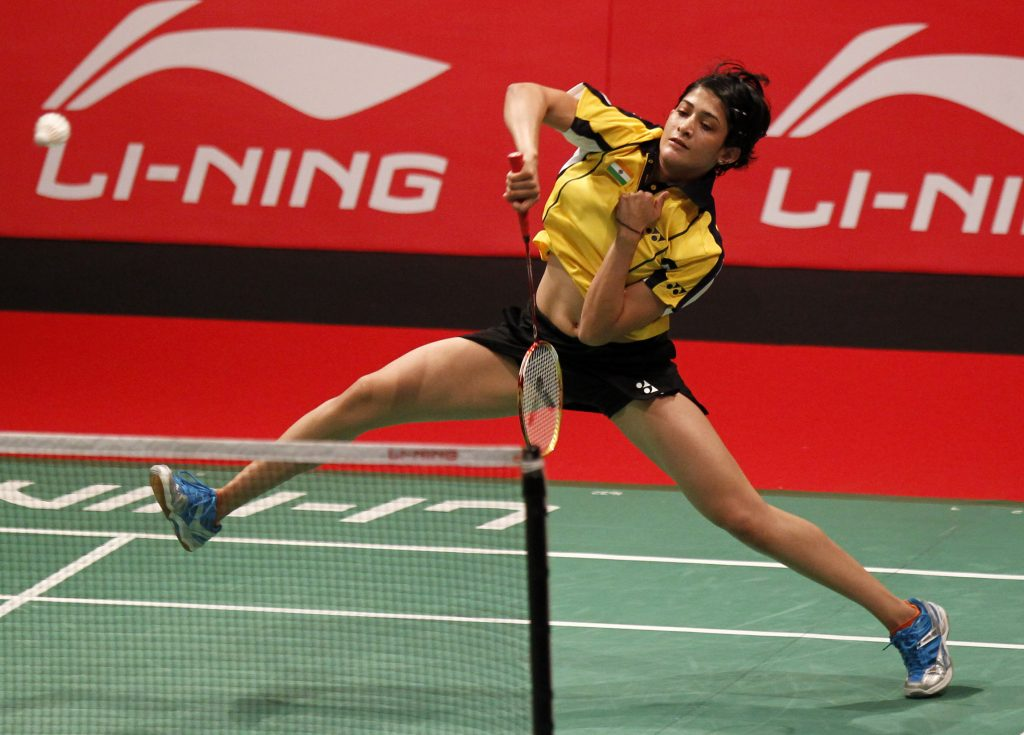 Of thundering smashes and fast feet: Ace shuttler Ashwini Ponnappa