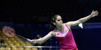 Saina Nehwal Denmark Open