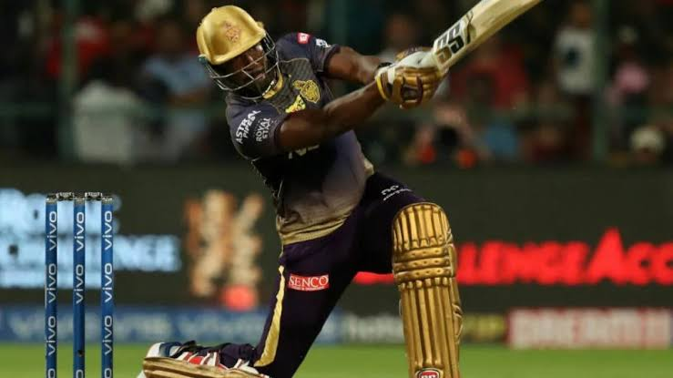 Andre Russell - FirstSportz