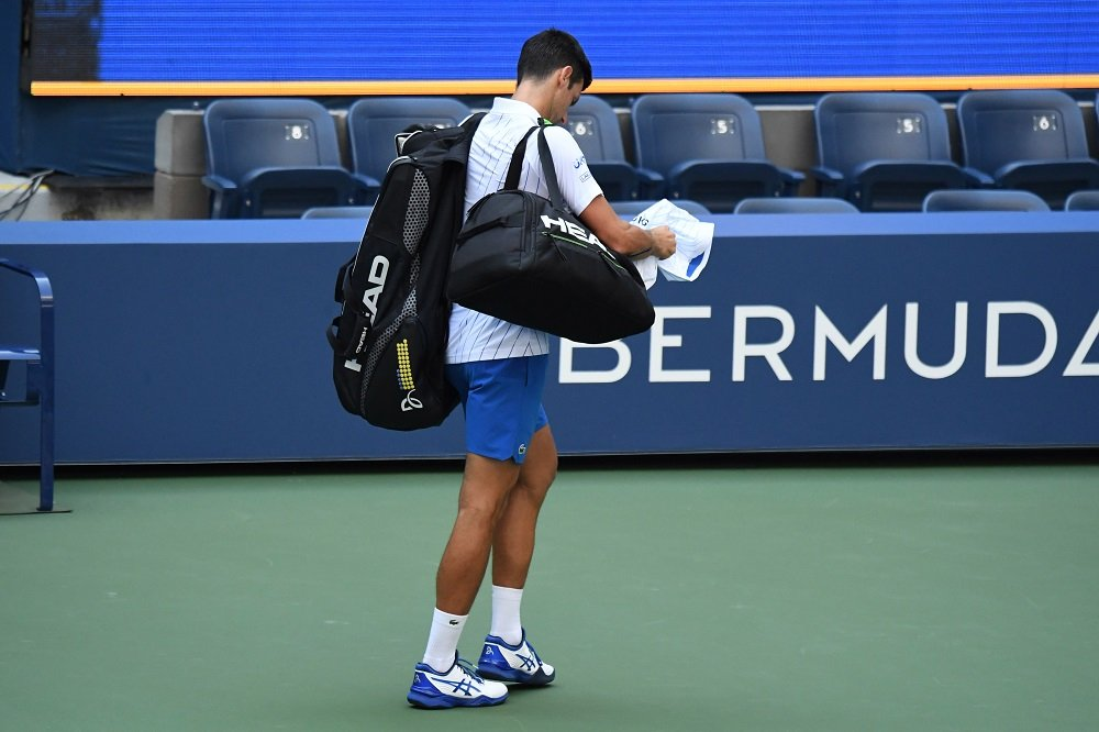Us Open 2020 Novak Djokovic To Be Fined With Additional Charges For Skipping Official Press Conference Firstsportz
