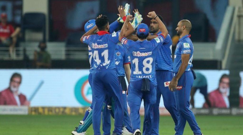 Delhi Capitals 3 - FirstSportz