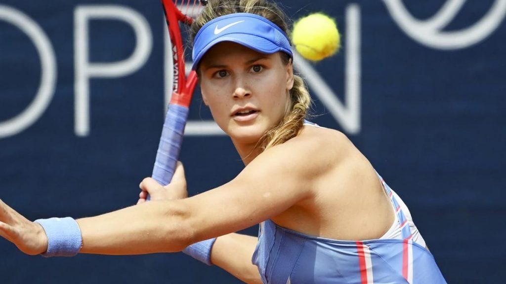 Eugenie Bouchard - FirstSportz