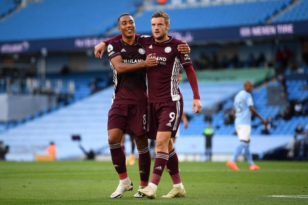 Premier League 2020/21 : Leicester City vs Manchester City ...