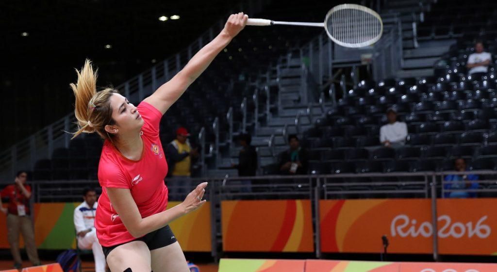 Jwala Gutta at Rio 2016