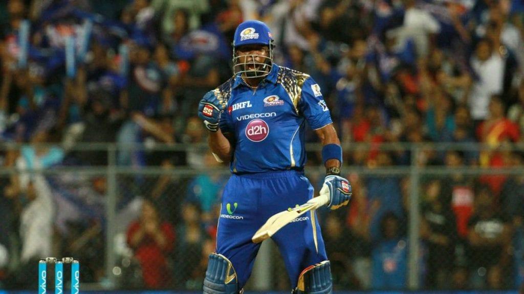 Mumbai Indians Pollard - FirstSportz