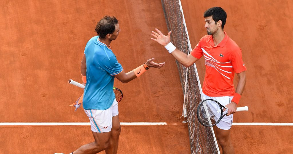 Atp 1000 Rome Masters Will See Rafael Nadal Novak Djokovic And Dominic Thiem On Clay Before Rg Firstsportz
