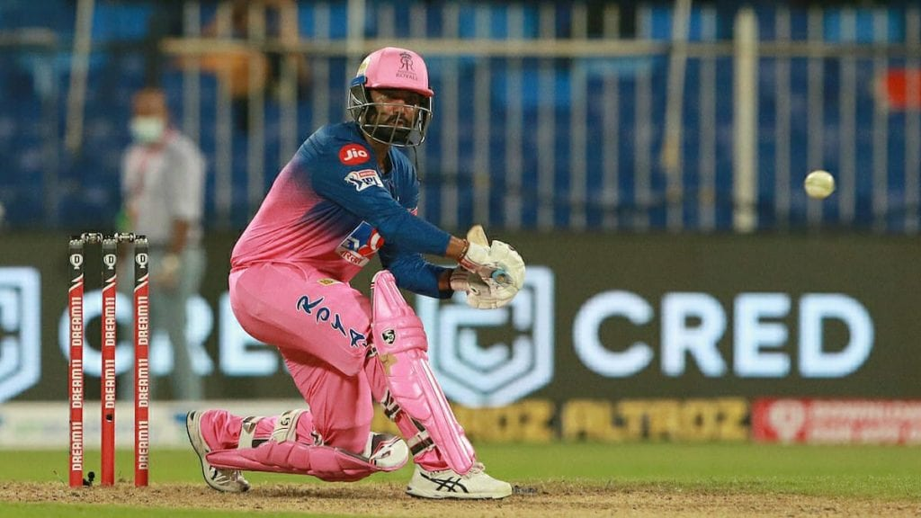 Rahul Tewatia Rajasthan Royals - FirstSportz