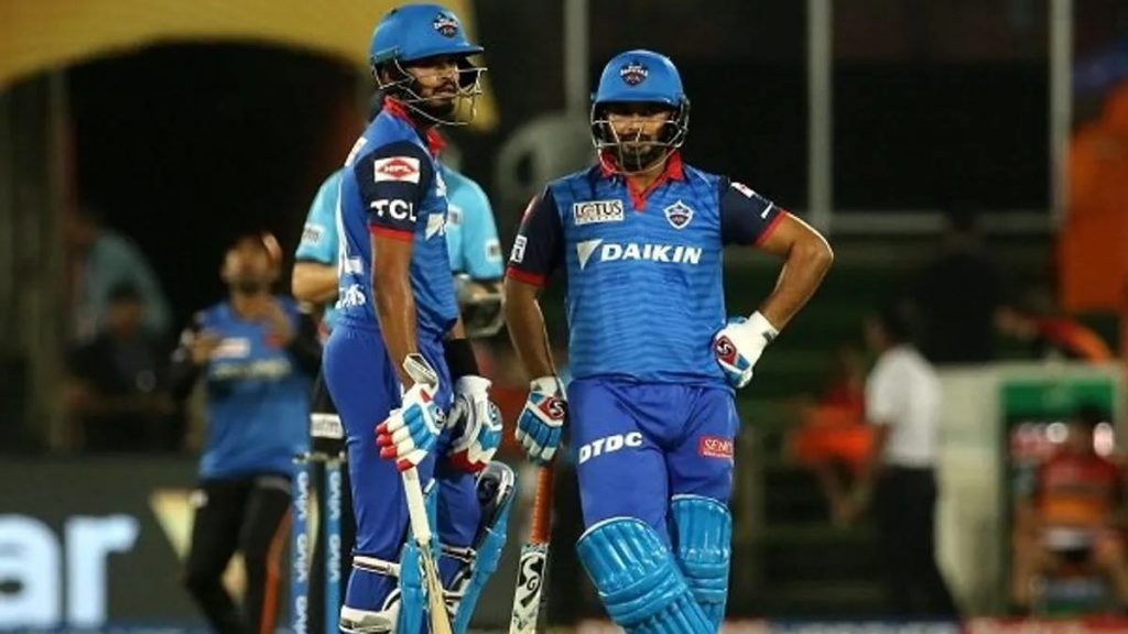 Shreyas Iyer and Rishabh Pant