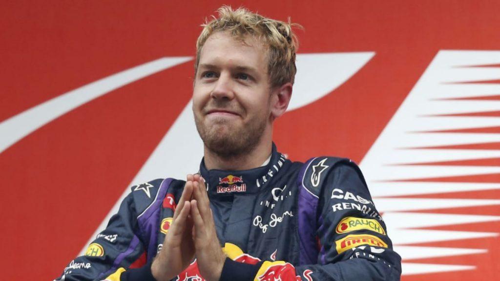 Vettel redbull - FirstSportz