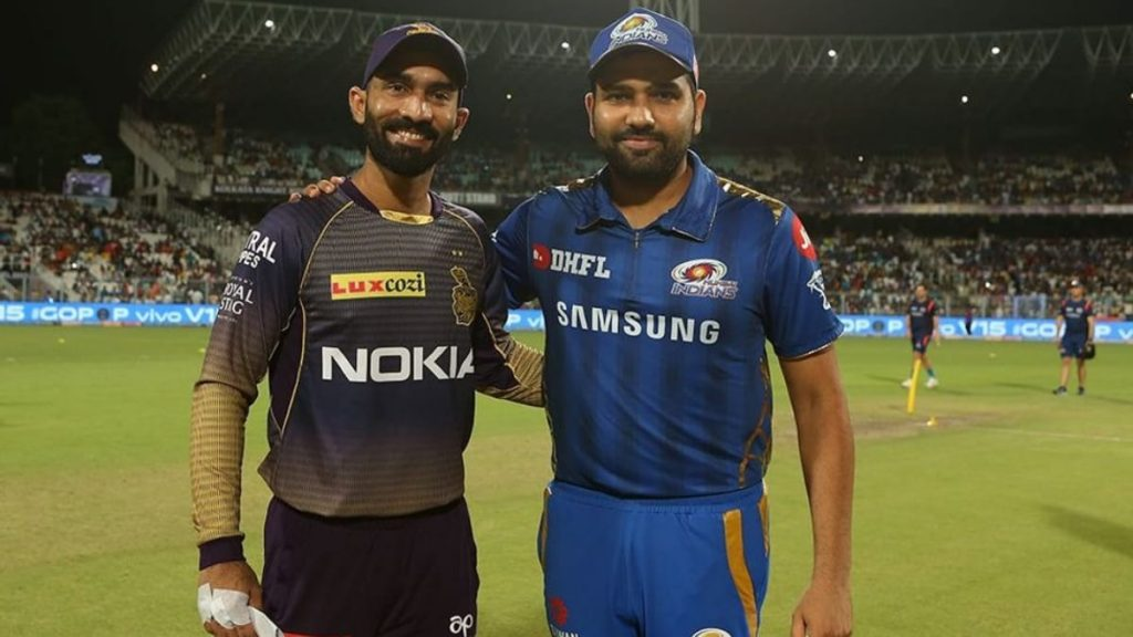 KKR and MI are the only teams staying in UAE