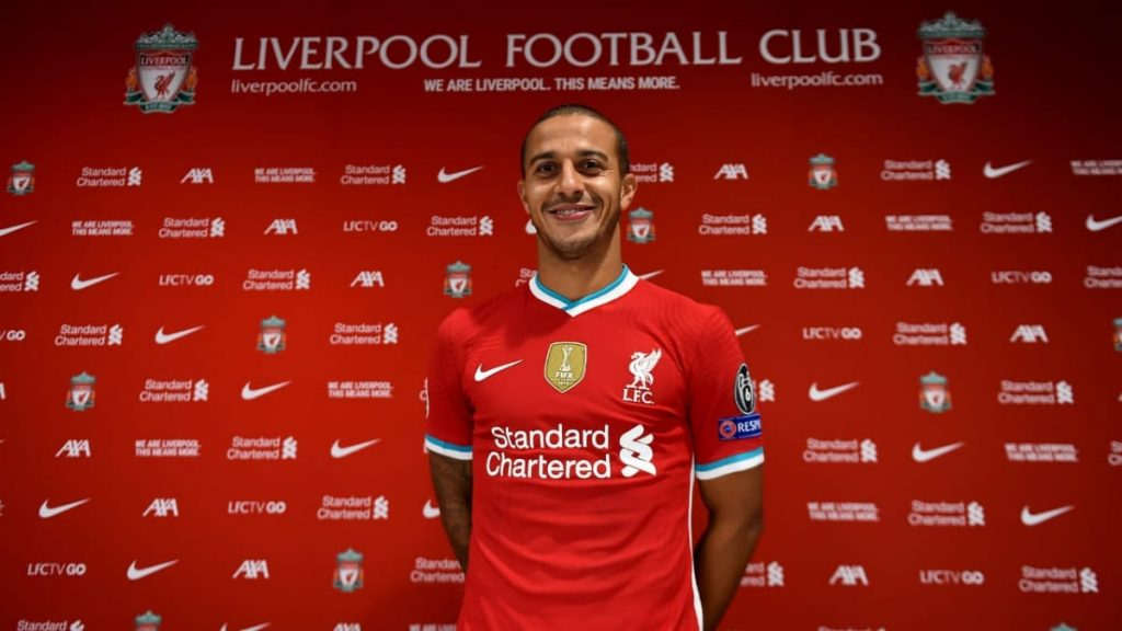 Jurgen klopp admits that Thiago Alcantara's signing has been one of the most significant one in this summer window.