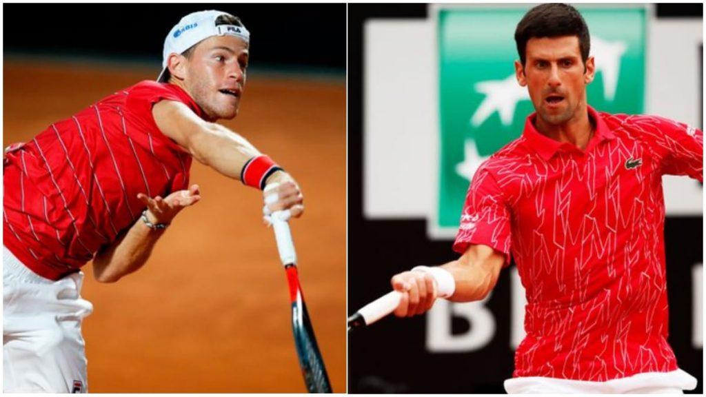 Italian Open 2020 Novak Djokovic Wins 36th Masters Title Beating Diego Schwartzman Firstsportz
