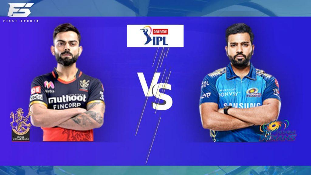 RCB vs MI IPL 2020