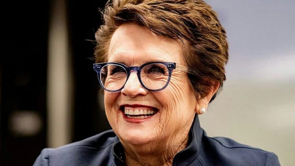 billie jean king - FirstSportz