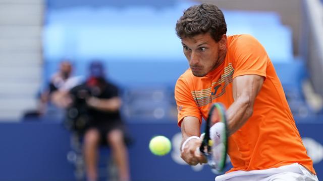 Us Open 2020 Busta Describes Djokovic S Elimination As Bad Luck Firstsportz