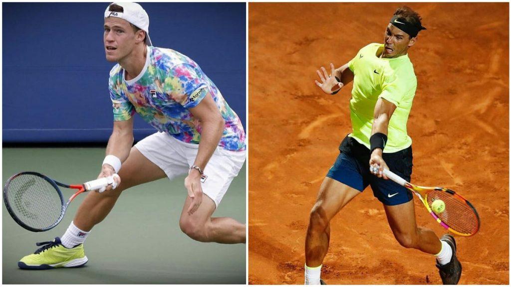 Italian Open 2020 Rafael Nadal Vs Diego Schwartzman Match Preview Head To Head Prediction Firstsportz