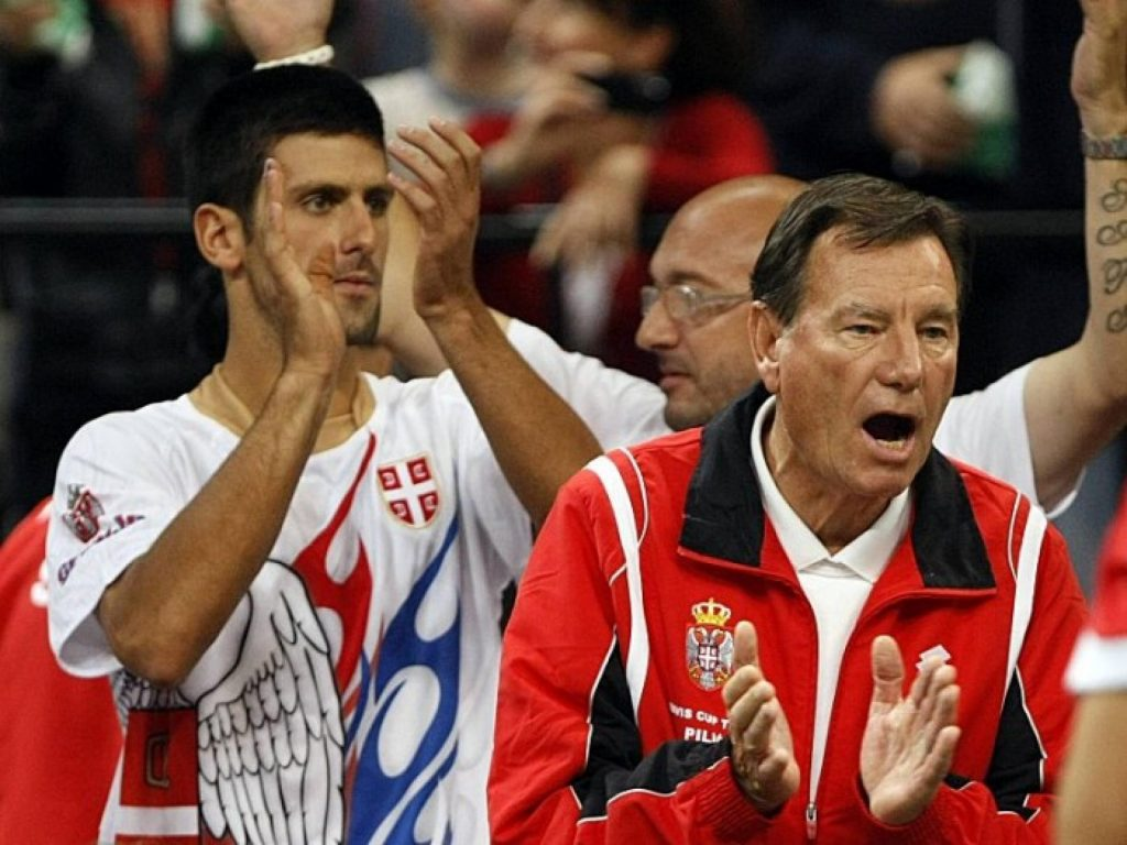 Do You Think Federer Would Be Kicked Out For Something Like This Nikola Pilic Supports Novak Firstsportz