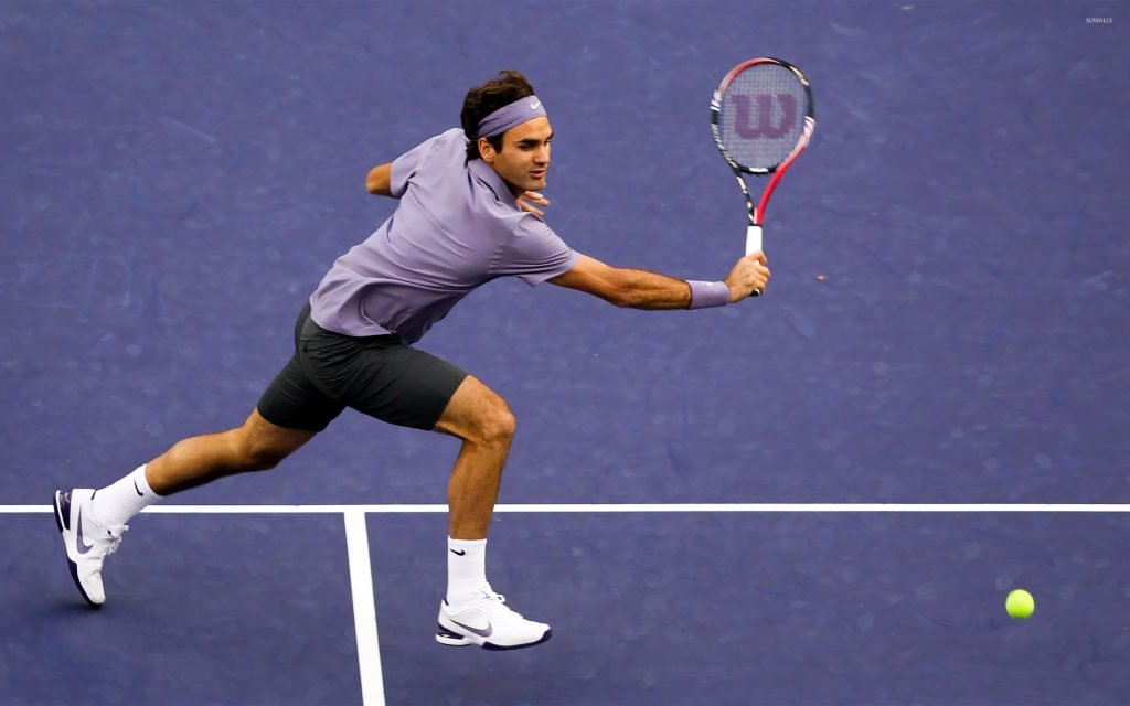Roger Federer Wants Serve And Volley To Be Motivated More By Tournaments Firstsportz