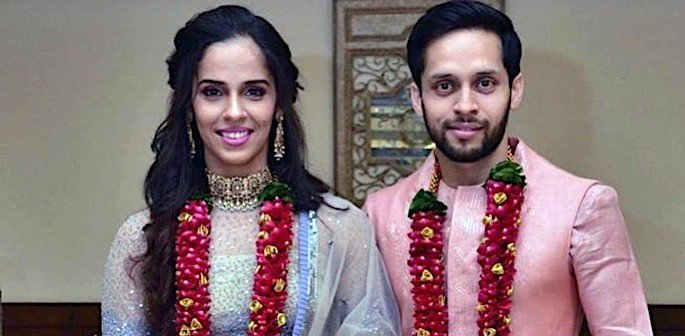 Saina Nehwal  Parupalli Kashyap Marriage