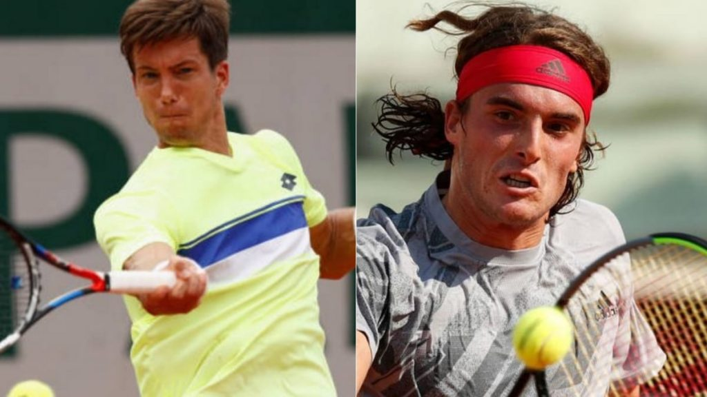French Open 2020 Aljaz Bedene Vs Stefanos Tsitsipas Preview Head To Head Prediction For Roland Garros Firstsportz