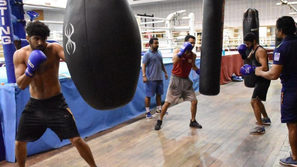 Boxing 2 - FirstSportz