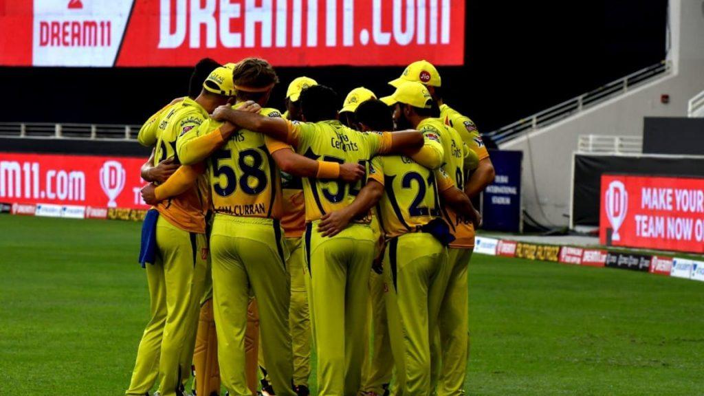 Chennai Super Kings - FirstSportz