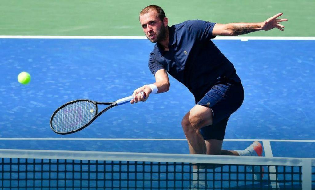 Dan Evans 3 - FirstSportz