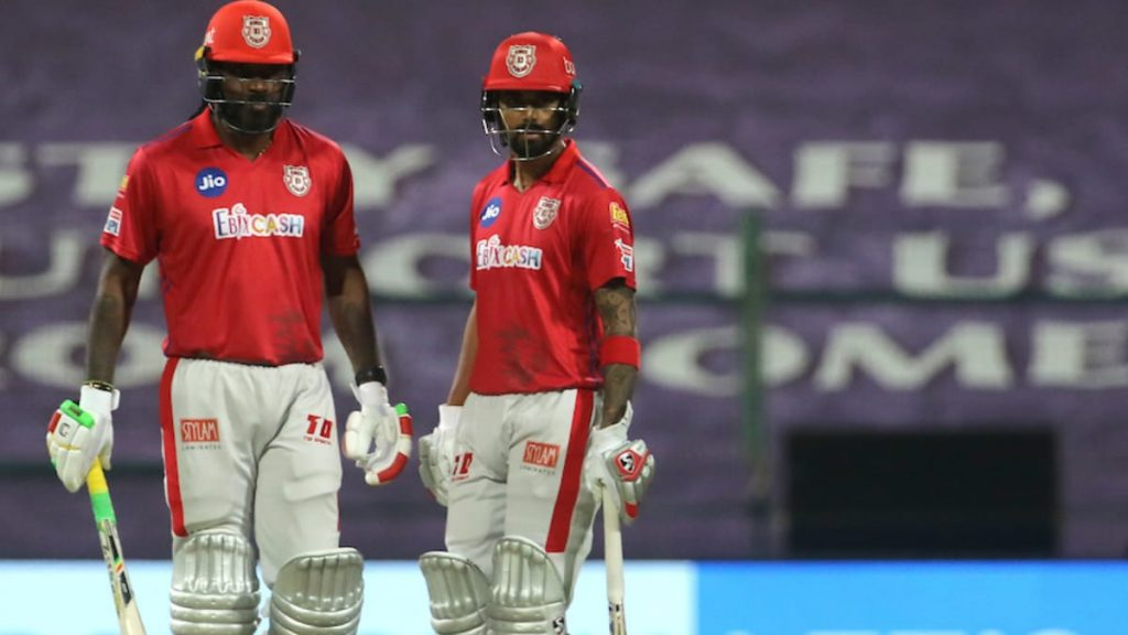 Gayle and Rahul - FirstSportz