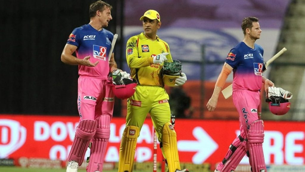 Jos Buttler MS Dhoni