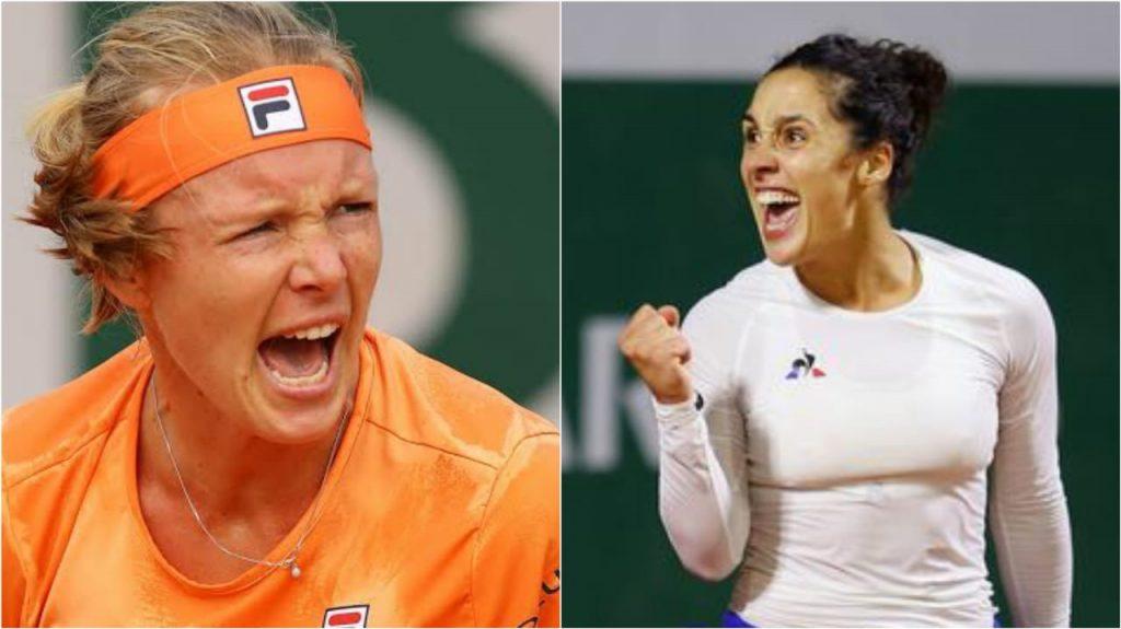 Kiki Bertens vs Martina Trevisan - FirstSportz
