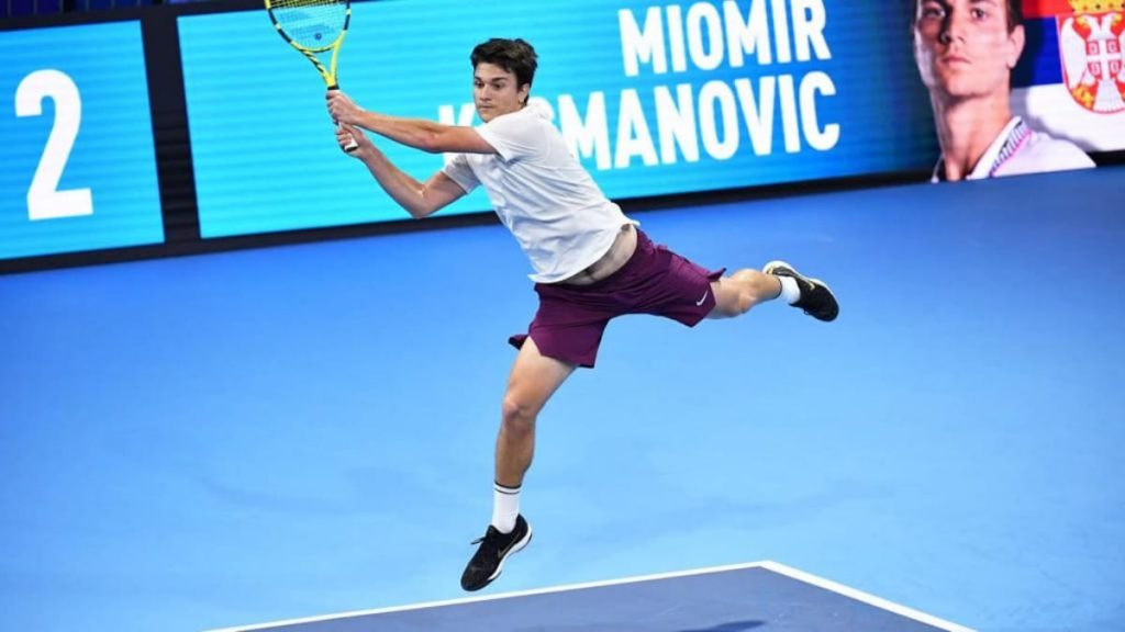 Miomir Kecmanovic - FirstSportz