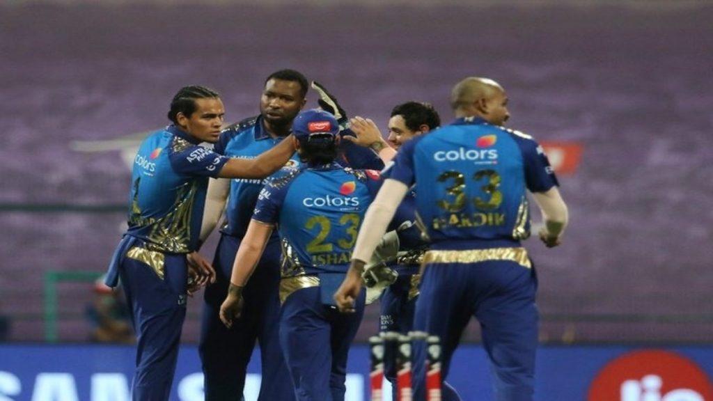 Mumbai Indians - FirstSportz