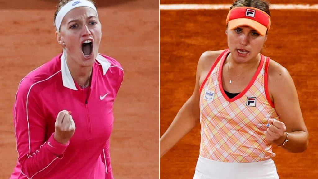 Petra vs Kenin - FirstSportz
