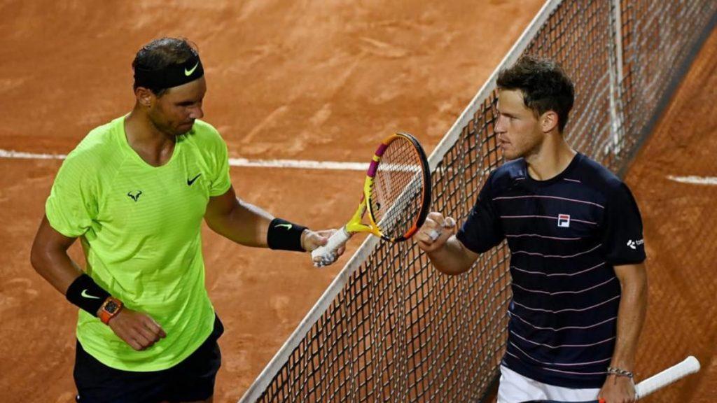 Rafael Nadal Diego Schwartzman - FirstSportz
