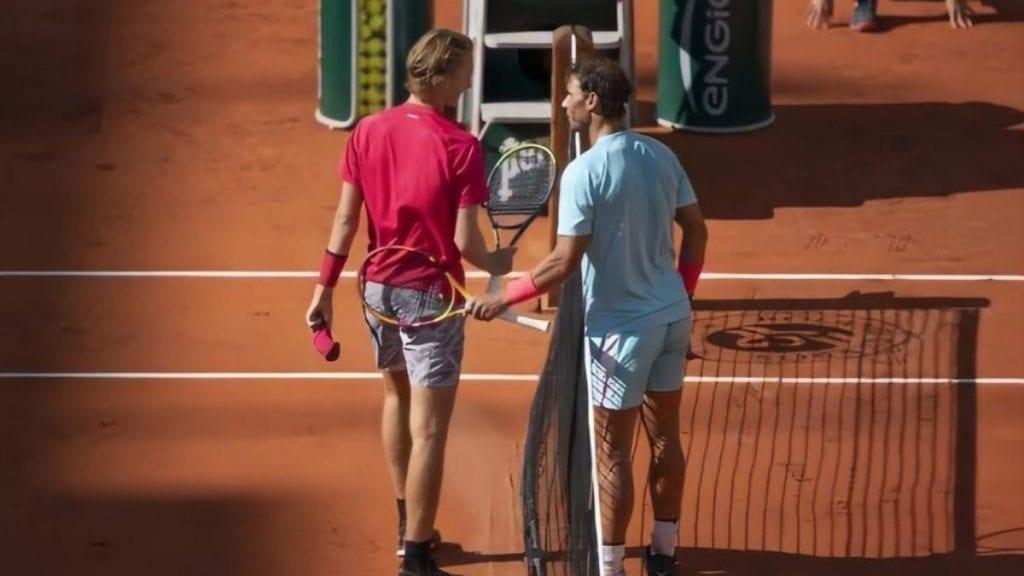 Rafael Nadal Sebastian Korda 2 - FirstSportz