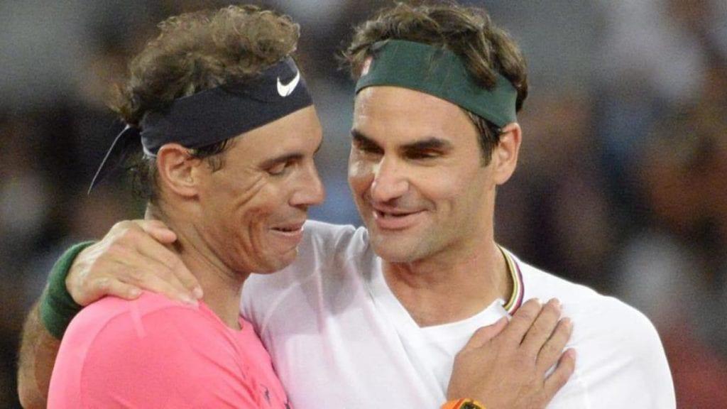 Roger Federer Rafael Nadal 1 - FirstSportz
