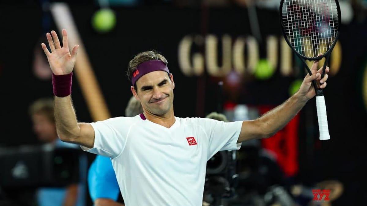 Roger Federer Australian Open 2021