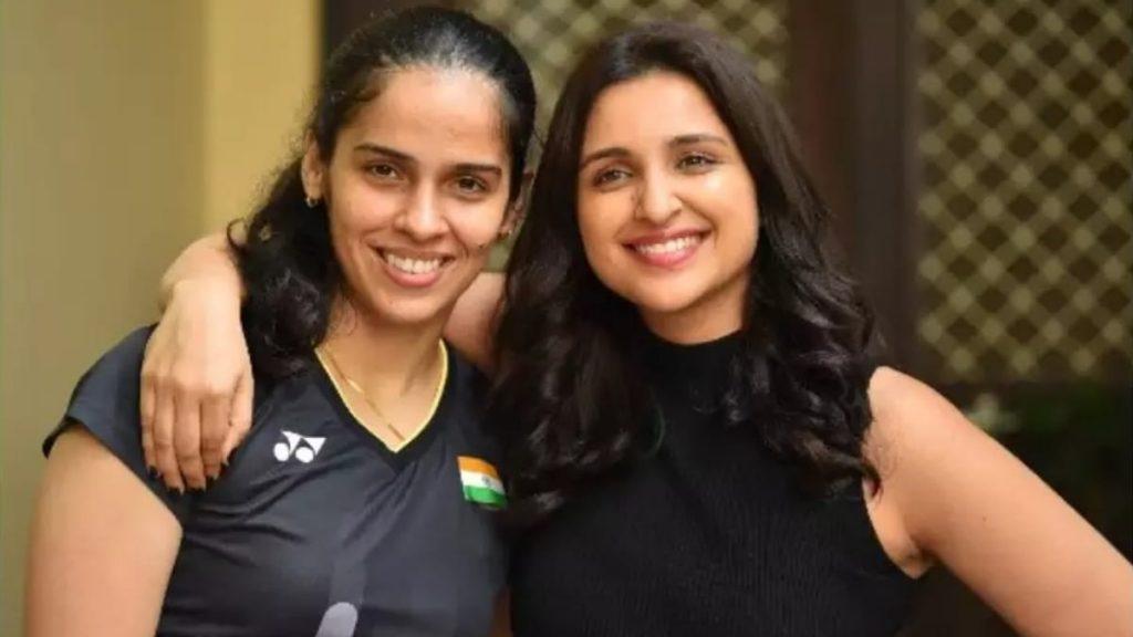 Saina Chopra - FirstSportz