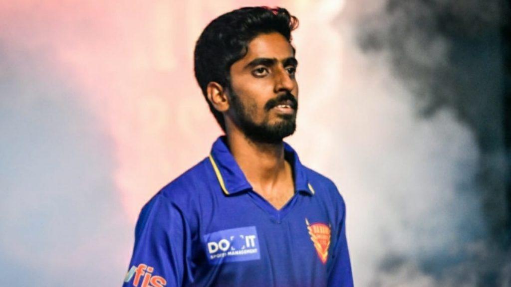 Sathiyan Gnanasekaran - FirstSportz