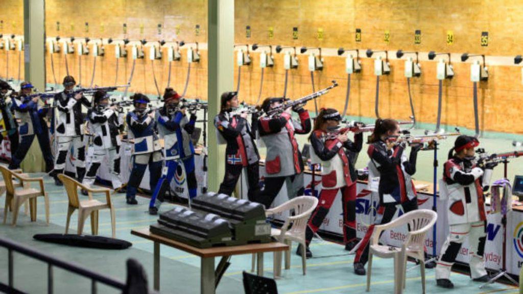 Shooting Range - FirstSportz