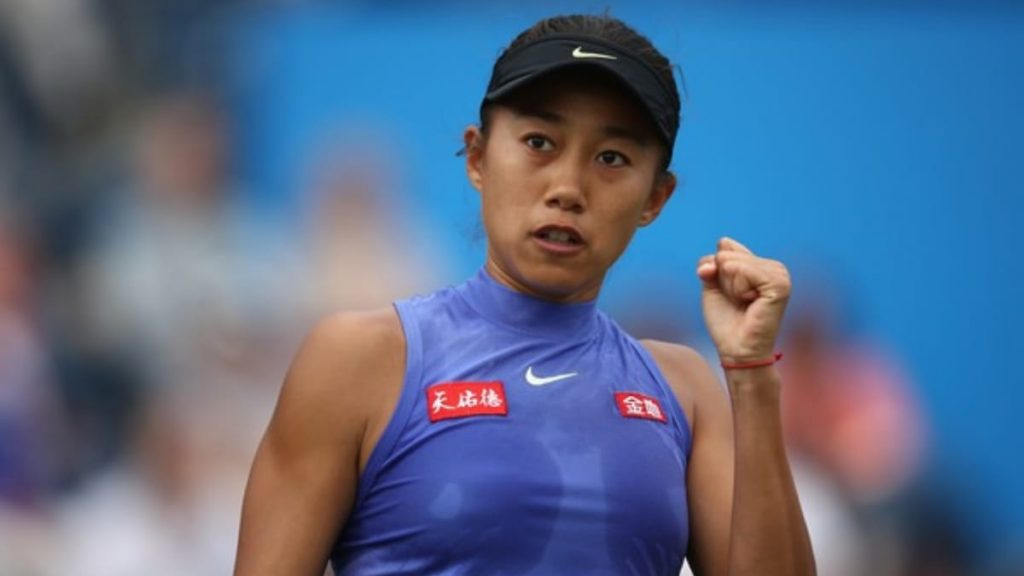Shuai Zhang - FirstSportz