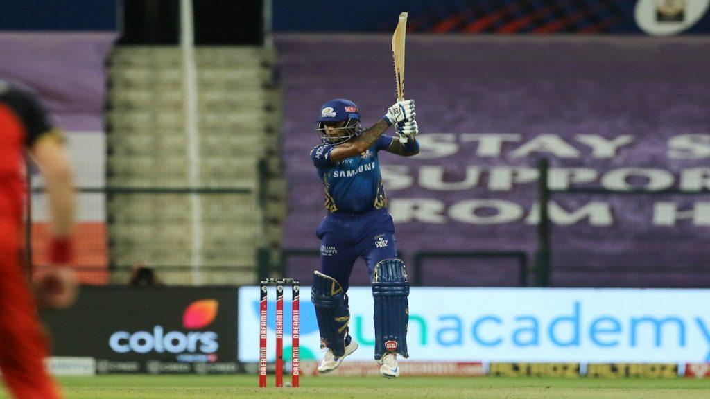 Suryakumar Yadav MI vs RCB - FirstSportz