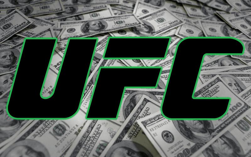UFC Money - FirstSportz