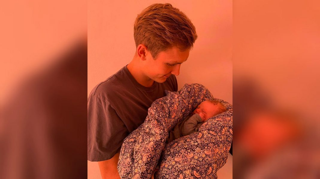 Viktor Axelsen blessed with a baby girl