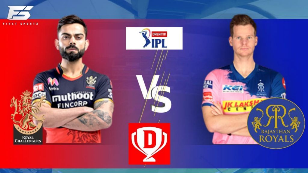 RCB vs RR Dream11
