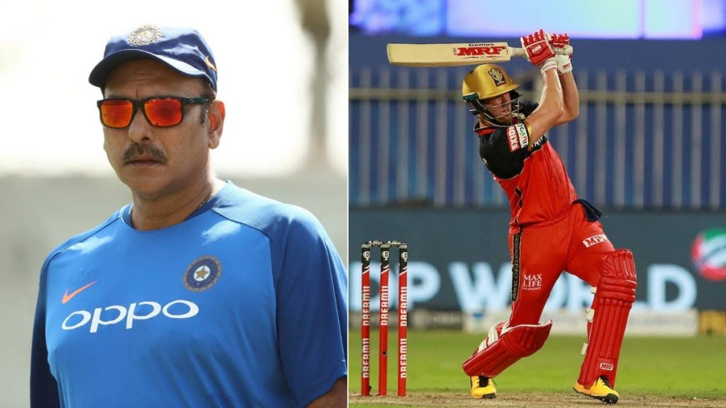 IPL 2020: 'The game needs you,' Team India coach Ravi Shastri wants AB de  Villiers to end his retirement » FirstSportz