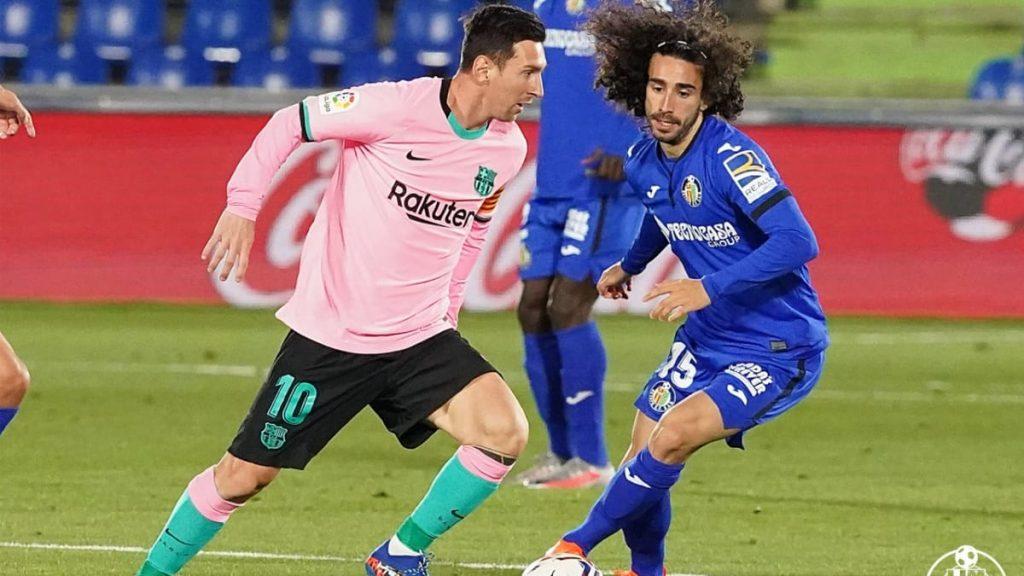 la liga 2020 2021 getafe vs fc barcelona firstsportz la liga 2020 2021 getafe vs fc