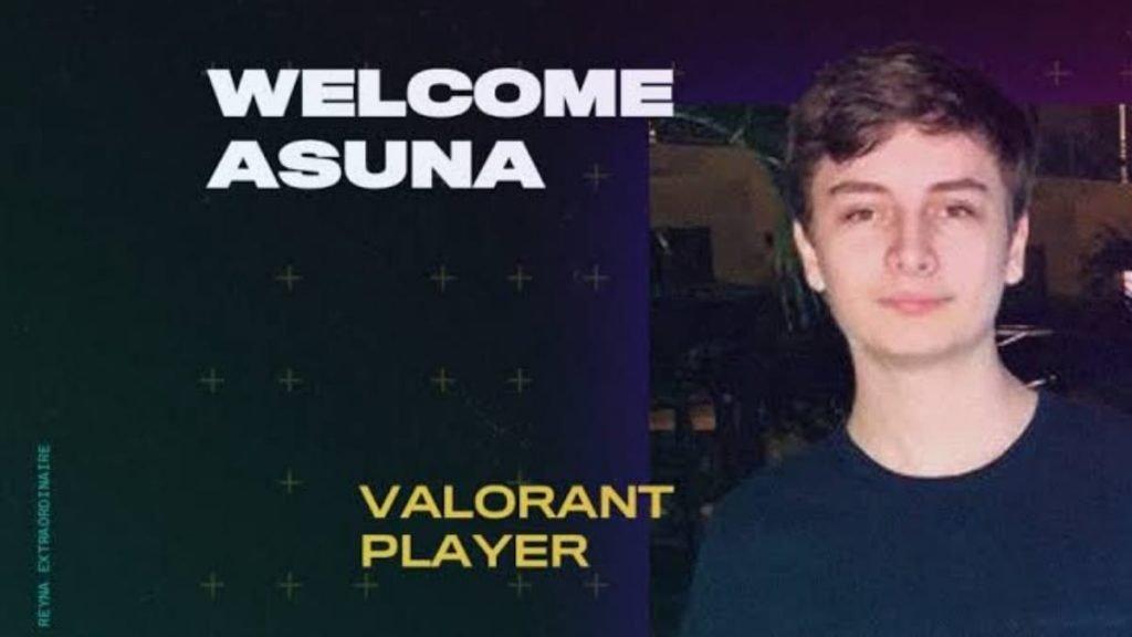 asuna - FirstSportz